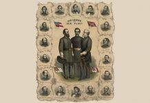 Ретро фотографии генералов Конфедерации - Stone Forest