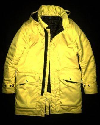 Модель зимней куртки Fuhrstaat RP100W - Stone Forest