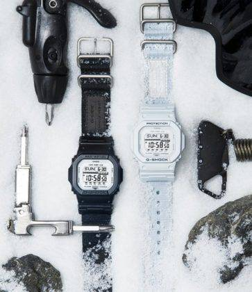 Часы Casio g-shock gls-5600 - Stone Forest