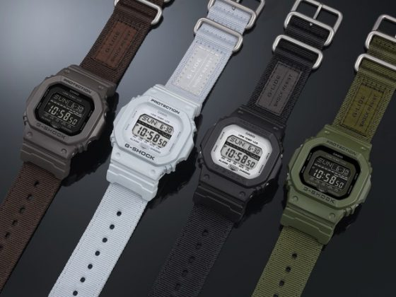 Наручные часы Casio g-shock gls-5600 - Stone Forest