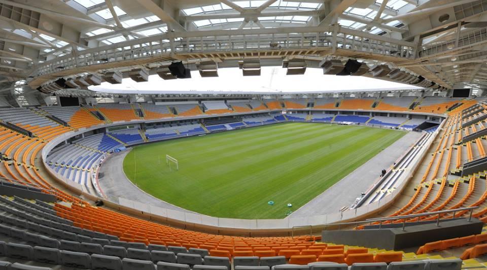 Стадион ФК Истанбул Башакшехир - Stone Forest