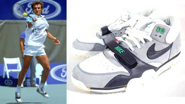 Матс Виландер и Nike - Stone Forest