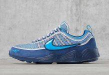 Nike x STASH Air Zoom Spiridon '16 - Stone Forest