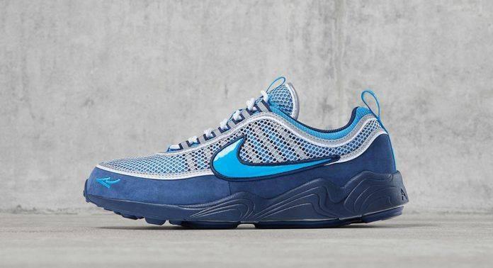 Nike x STASH Air Zoom Spiridon '16 - Stone Forest