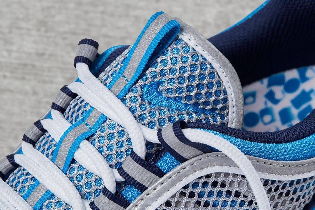 Релиз кроссовок Nike x STASH Air Zoom Spiridon '16 - Stone Forest