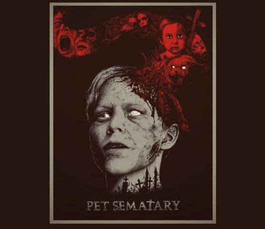 Ремейк фильм Кладбище домашних животных - Stone Forest