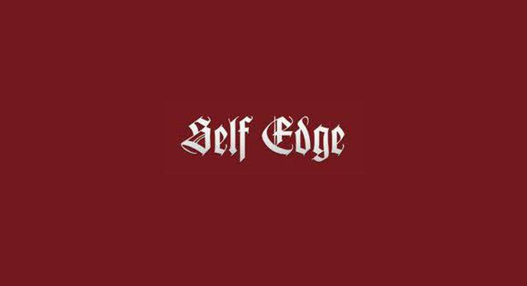 Self Edge logo - Stone Forest