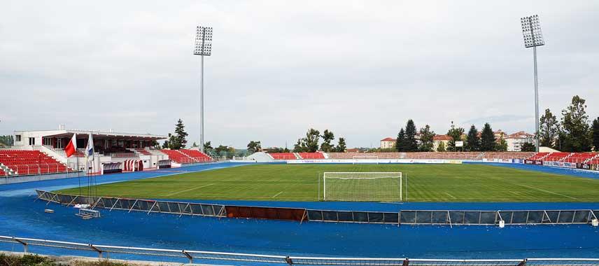 Стадион Скендербеу Корч - Stone Forest