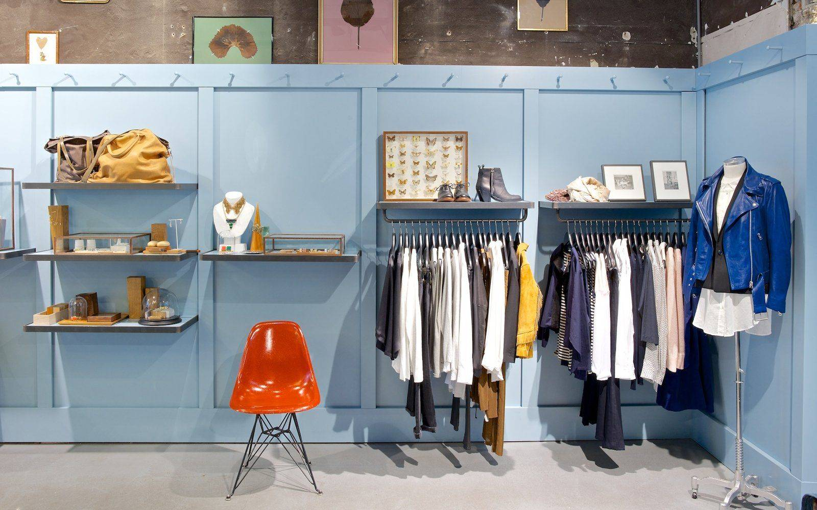 Denim Store Tenue de Nimes - Stone Forest