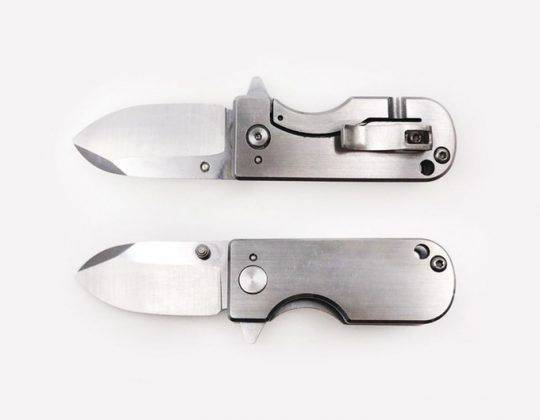 Карманный нож WESN Micro - Stone Forest