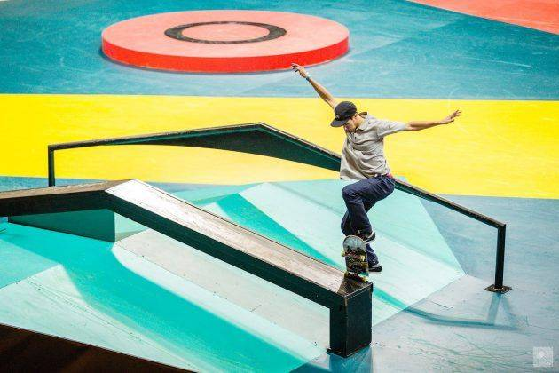 World Cup Skateboarding Moscow - Stone Forest