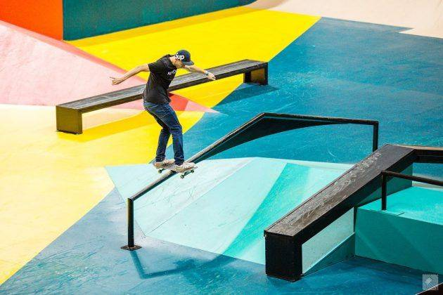 World Cup Skateboarding Moscow 2016 - Stone Forest