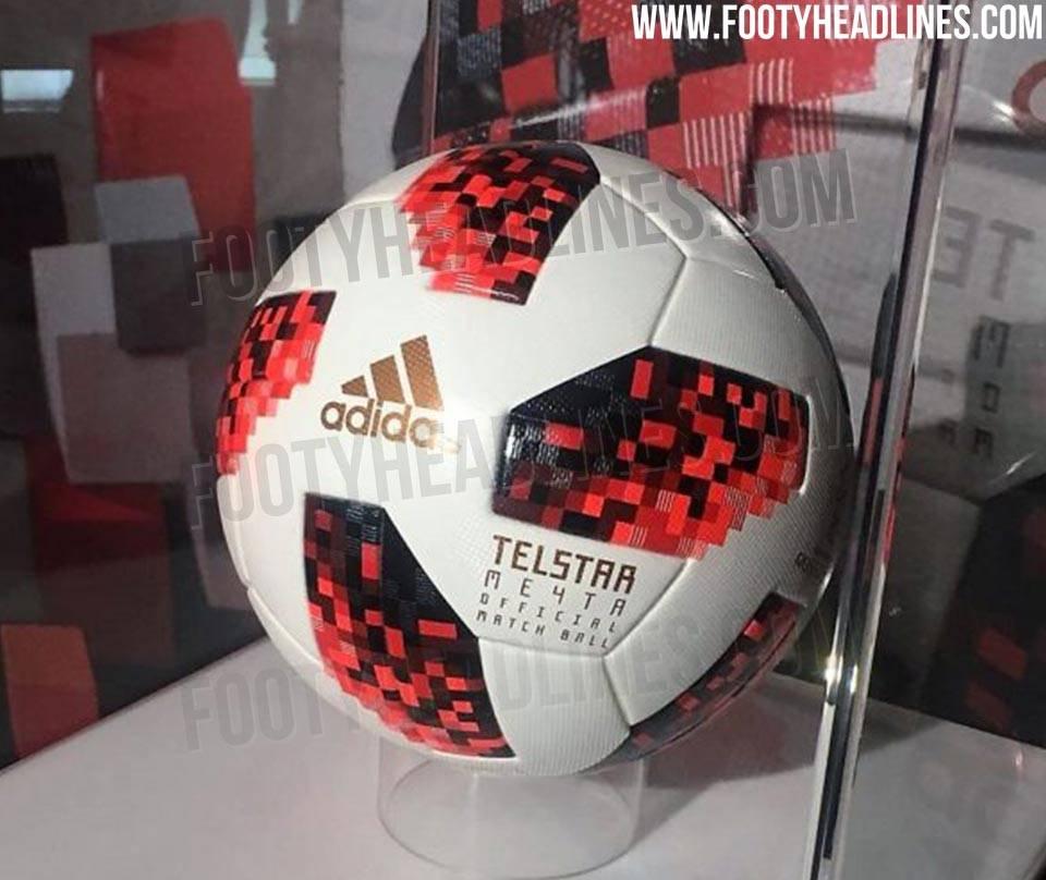 adidas Telstar 18 World Cup ball 2018 - футбольный мяч к чемпионату ... a02f2a5218a