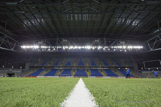 Стадион ФК Астана - Stone Forest