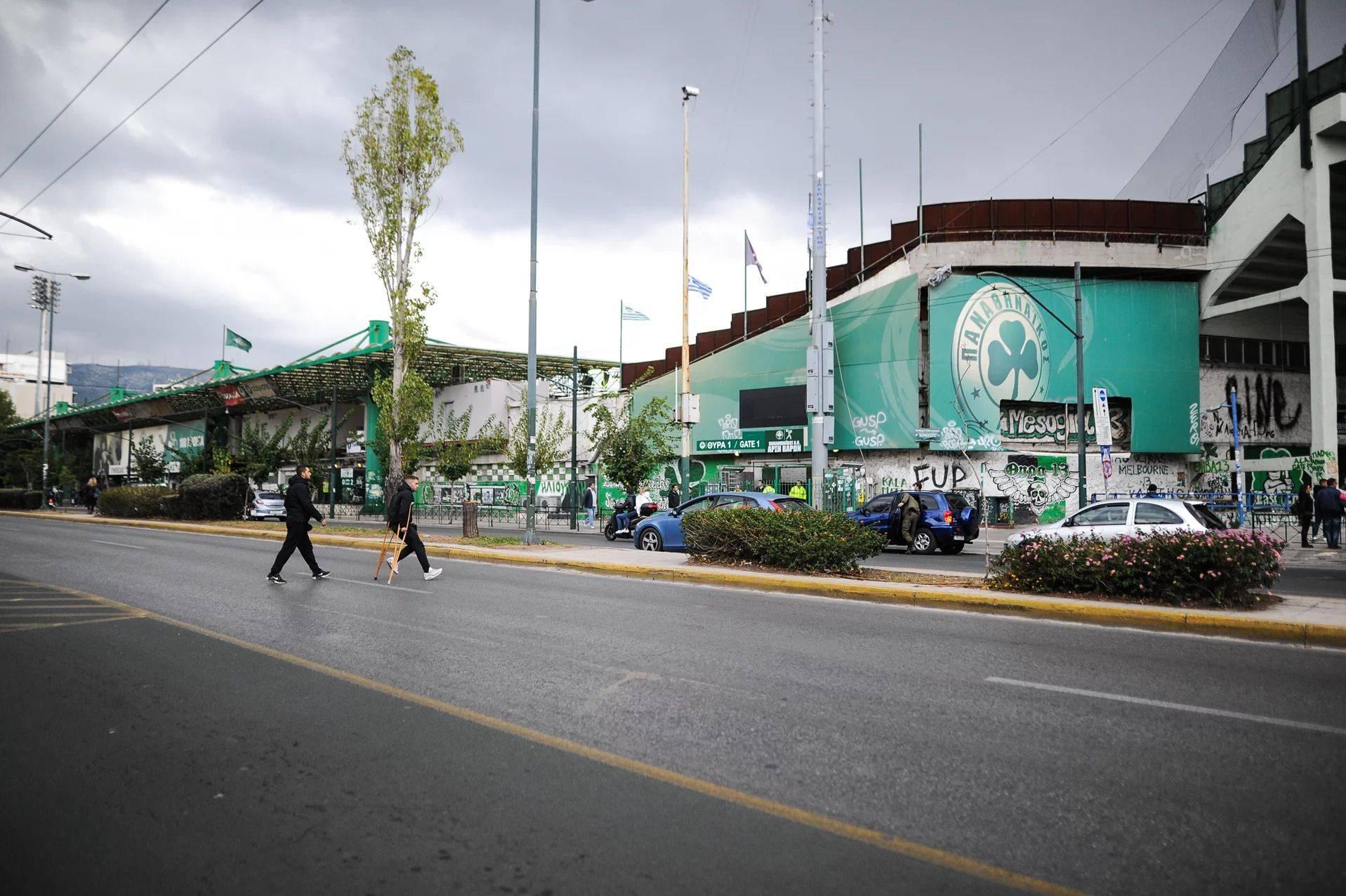 Стадион Панатинаикоса - Stone Forest
