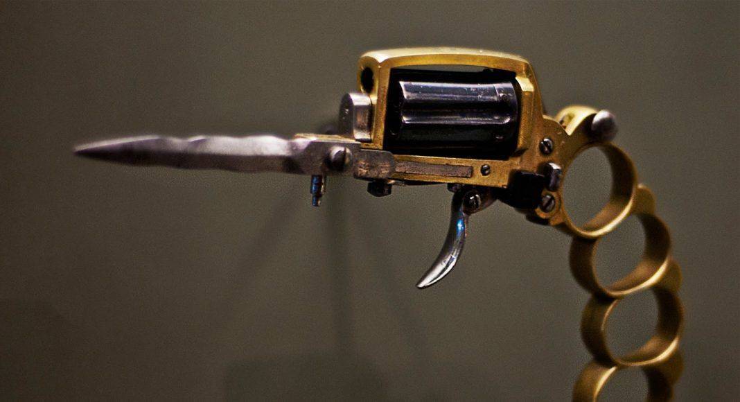 Элегантное оружие из Франции конца XIX века – начала XX века - Stone Forest