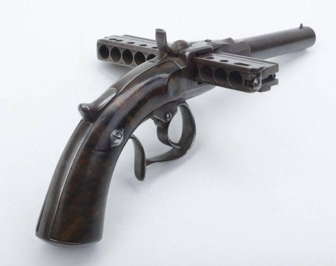 Пистолет-гармоника А.Е. Жарра - Stone Forest