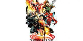 Лига справедливости постер - Stone Forest