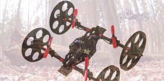 Новые дроны с необычными возможностями и «профессиями» - Stone Forest
