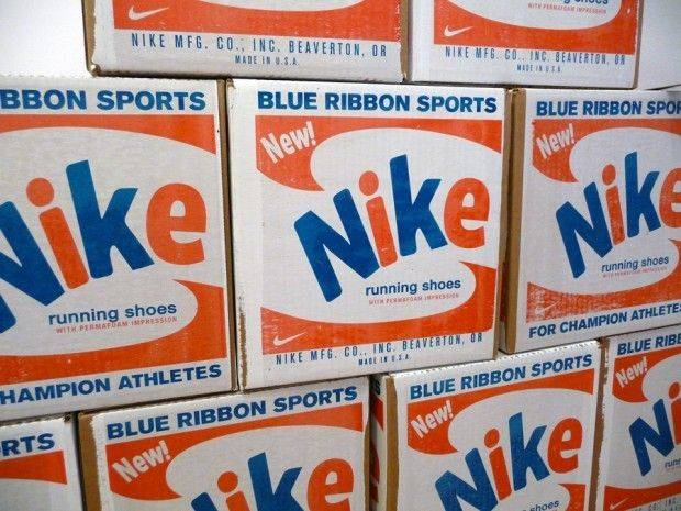 Nike and Blue Ribbon Sports - Stone Forest