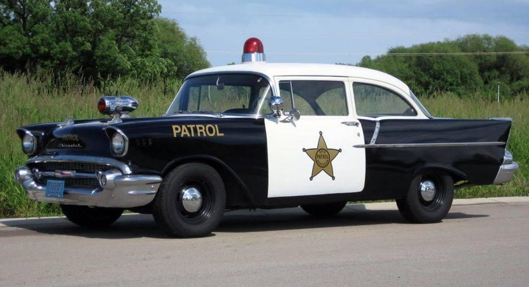 Полицейские автомобили в США 1920-1940 гг - Stone Forest