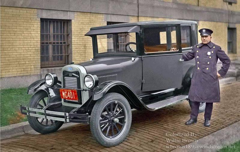 Полиция Нью-Джерси 1926 год - Stone Forest