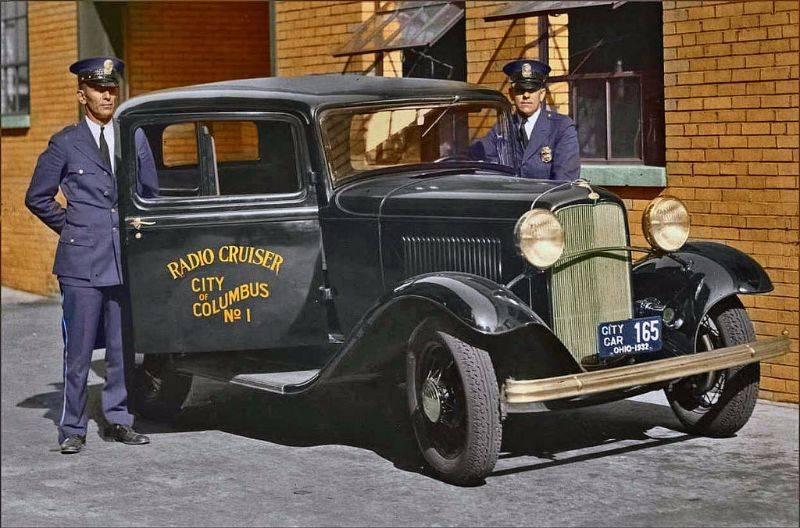 Полиция Огайо 1932 год - Stone Forest