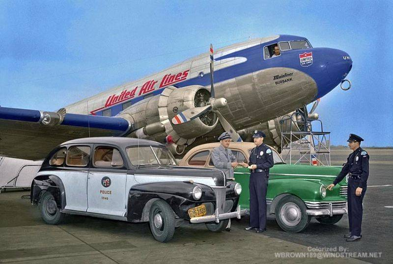 Полиция Лос-Анджелеса 1942 год - Stone Forest