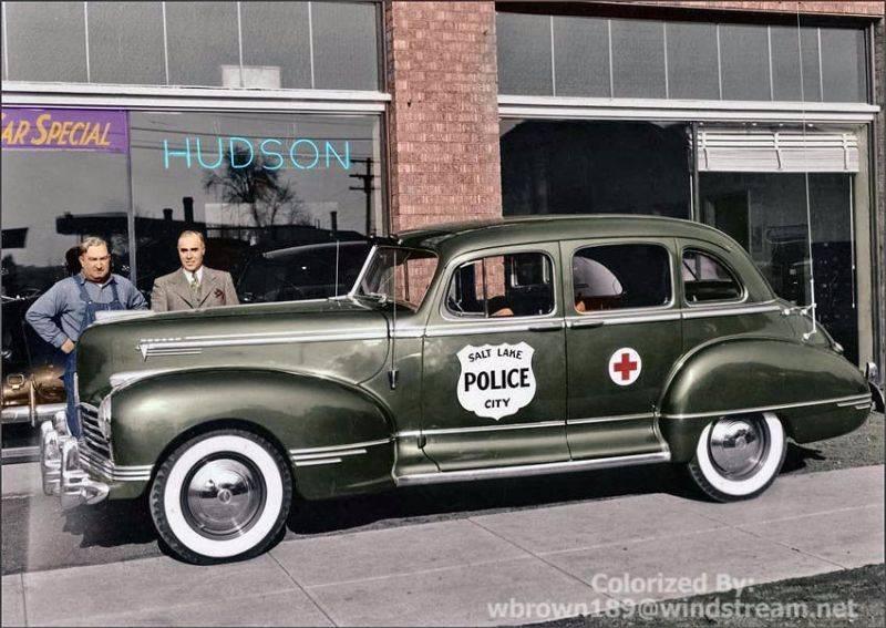 Полиция Солт-Лейк Сити 1942 год - Stone Forest