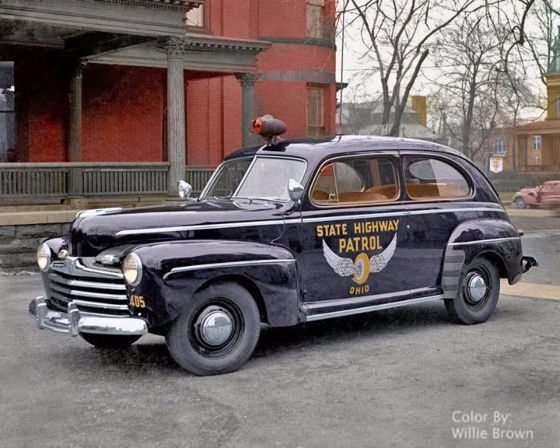 Полиция Огайо 1946 год - Stone Forest