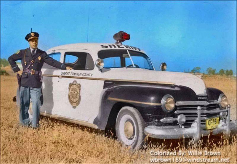 Полиция Огайо 1948 год - Stone Forest