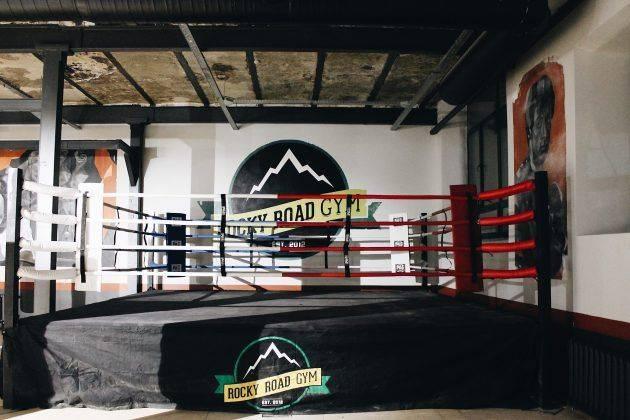 Боксерская секция Rocky Road GYM - Stone Forest