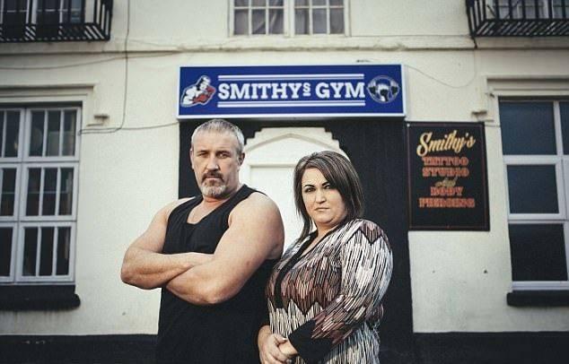 Smithy's Gym - Stone Forest