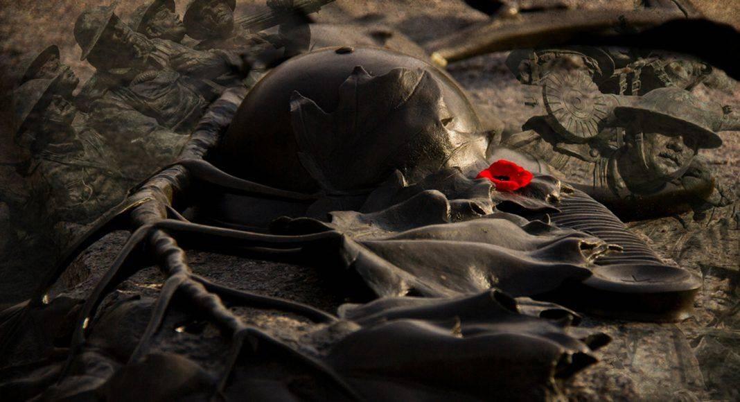 Средства защита солдат во время Первой мировой войны - Stone Forest