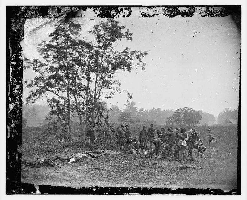 Сражение при Энтитеме Гражданская война в США - Stone Forest