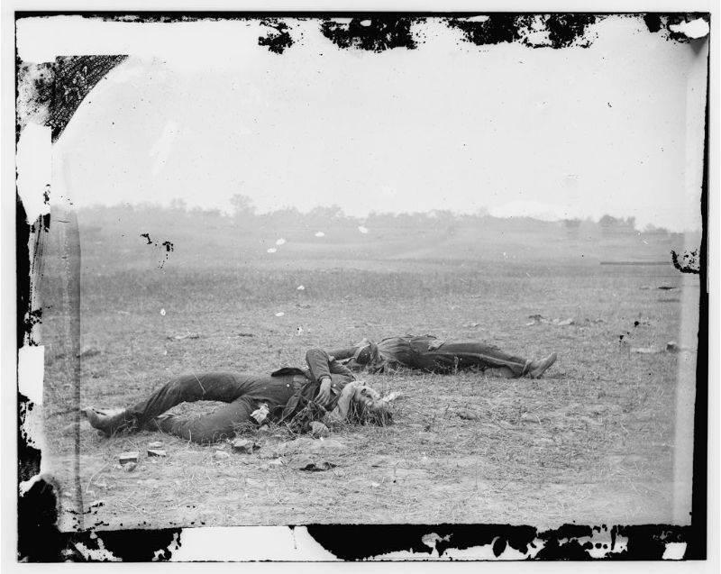 Битва при Энтитеме Гражданская война в США - Stone Forest