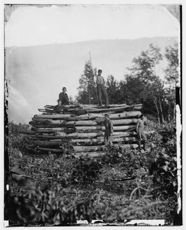 Сражение при Энтитеме - Stone Forest