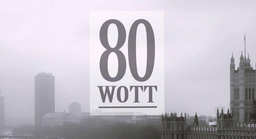 WOTT 80 logo - Stone Forest