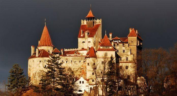 Румынские замки - Stone Forest