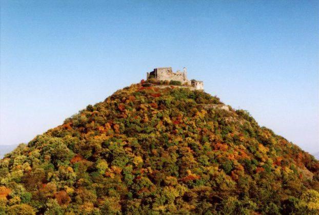 Вершина города Дева - Stone Forest