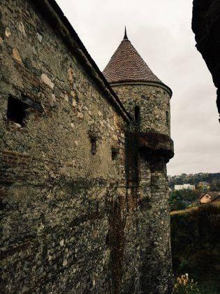 Замок Корвин в Румынии - Stone Forest