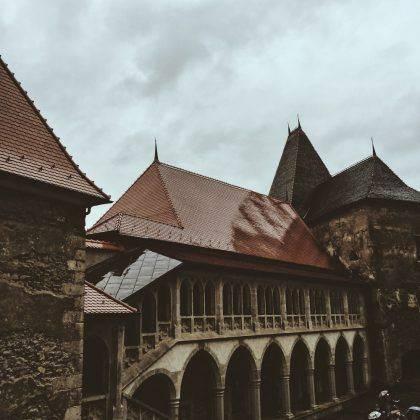 Замок Хуньяди - Stone Forest