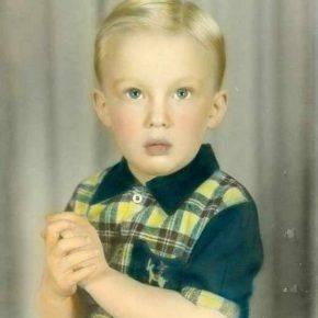 Дональд Трамп в детстве - Stone Forest