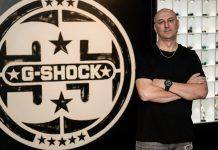 35 лет G-Shock - Stone Forest