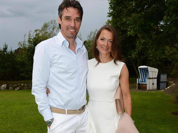 Михаэль Штих с женой - Stone Forest