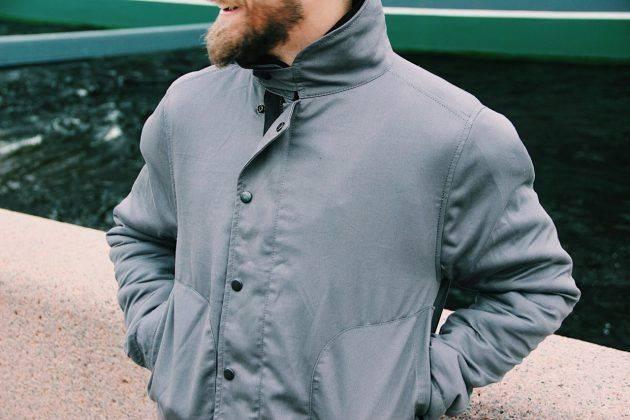 Модель куртки Fuhrstaat N 1 Deck jacket - Stone Forest