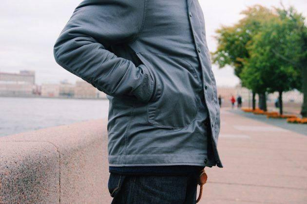 Куртка 3 в 1 Fuhrstaat N 1 Deck jacket - Stone Forest