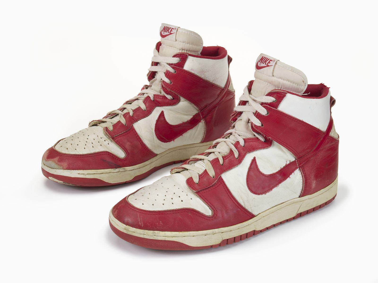 Модель кроссовок Nike SB Dunk Low - Stone Forest