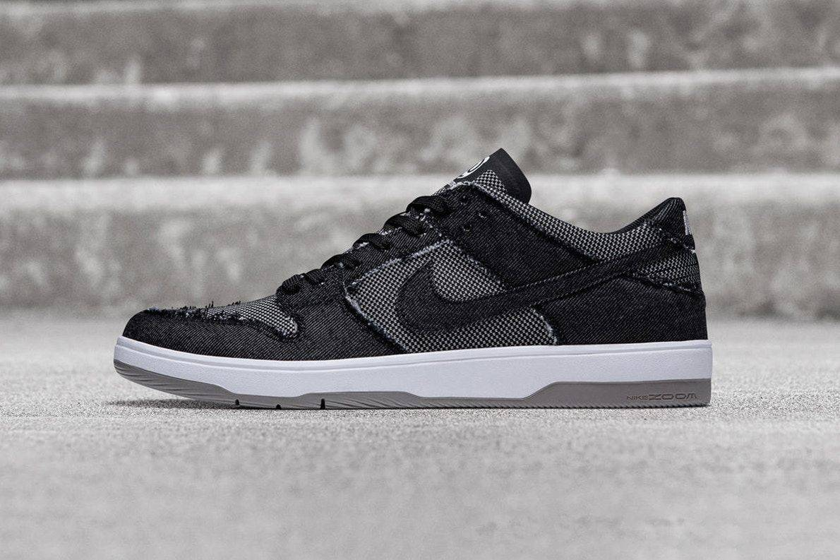 Релиз Nike SB Dunk Low - Stone Forest