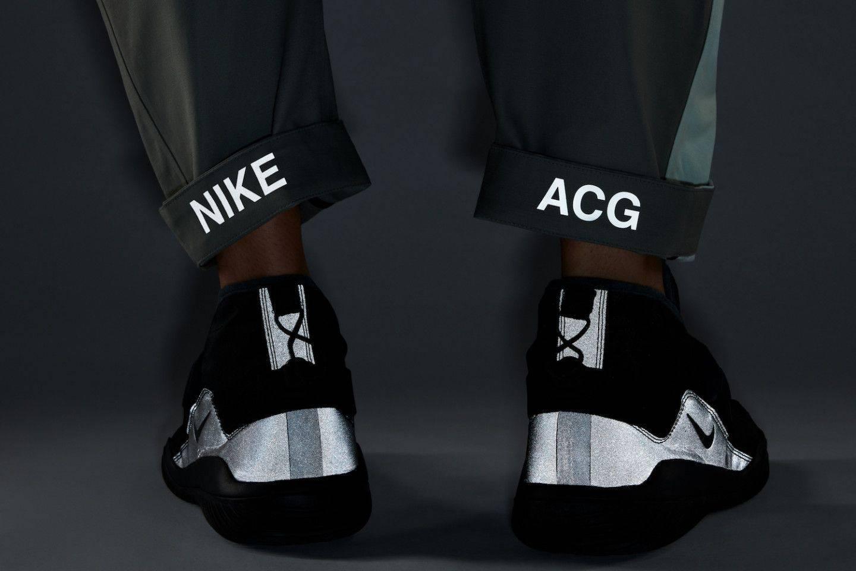Коллекция NikeLab ACG 2017 - Stone Forest